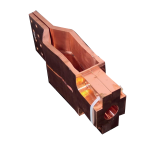 Press Welded Laminated Copper Connectors 2
